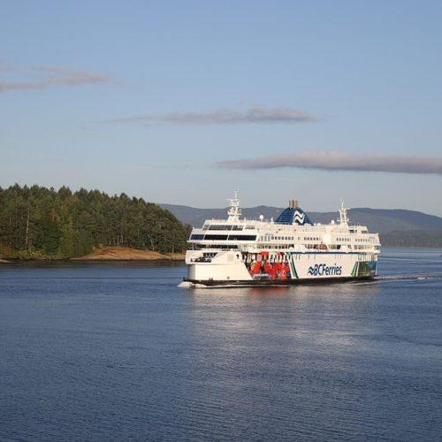 Privatisation de BC Ferries